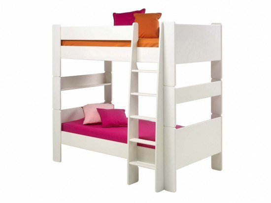Steens White Bunk Bed