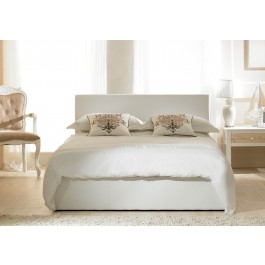 EMPORIA BEDS MADRID OTTOMAN IN WHITE