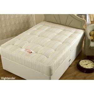 SleepTimes Highlander Divan Bed-