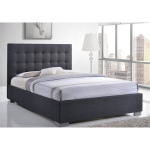 Time Living Nevada Fabric Bed Frame -