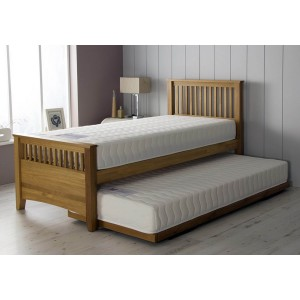 Airsprung Falmouth Guest Bed Frame-
