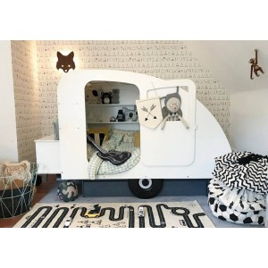 Mathy By Bols Caravan Bed Frame-