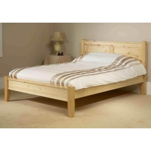 Friendship Mill Coniston Low Footend Wooden Bed Frame-