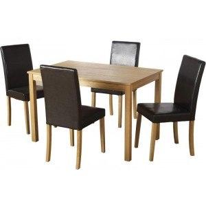 Seconique Ashmere Dining Set