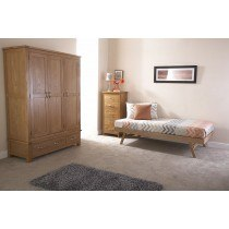 GFW Madrid Trundle Bed-