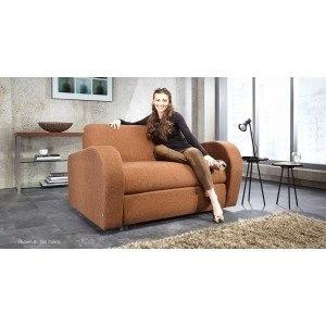 Jay-Be Retro Deep Sprung Sofa Bed Chair-