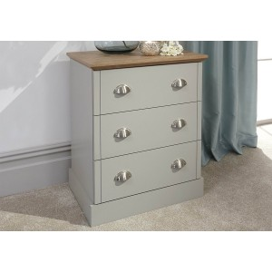 GFW Kendal 3 Drawer Chest-