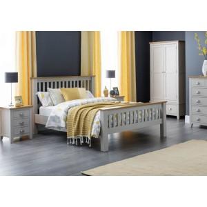 Julian Bowen Richmond Bed Frame-