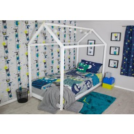 Flair Furnishings Play House Bed Frame