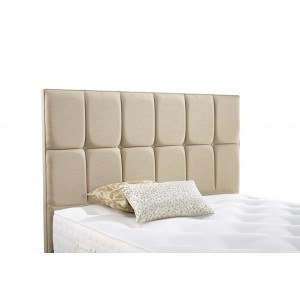 Relyon Traditional Buttoned Extra Height Headboard
