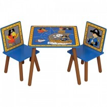Kidsaw Pirate Table and Chairs