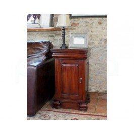 Baumhaus La Roque Mahogany Lamp Table/Pot Cupboard