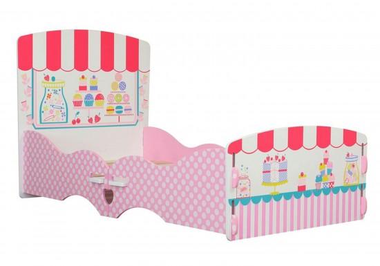 Kidsaw Patisserie Junior Bed-