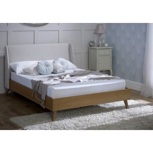 Limelight Bianca Fabric Bed Frame -