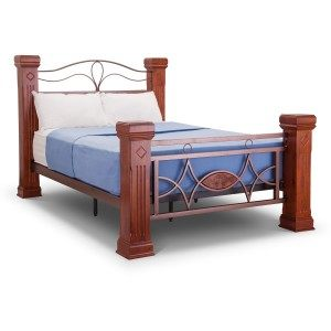 Ambers International Omega is a wooden bed