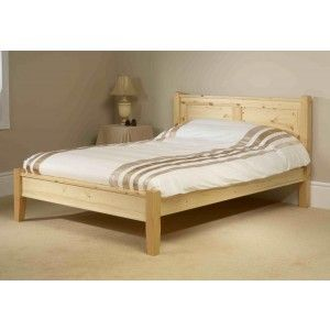 Friendship Mill Coniston Low Footend Wooden Bed Frame