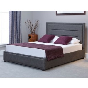 Emporia Beds Knightsbridge Fabric Ottoman Bed -