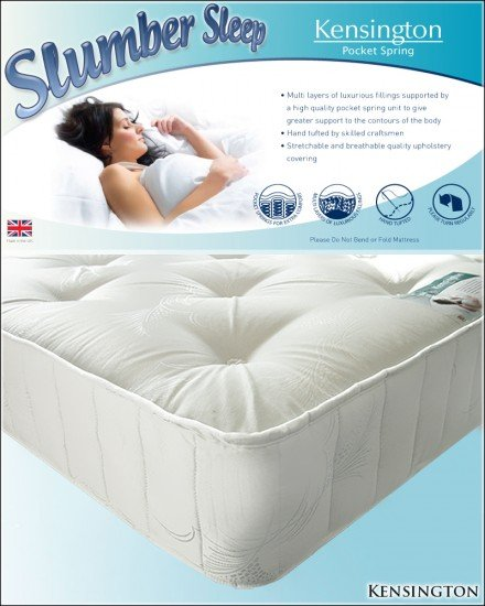 Time Living Kensington Mattress