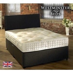 Westminster Chelsea 1500 Pocket And Memory Foam Divan-