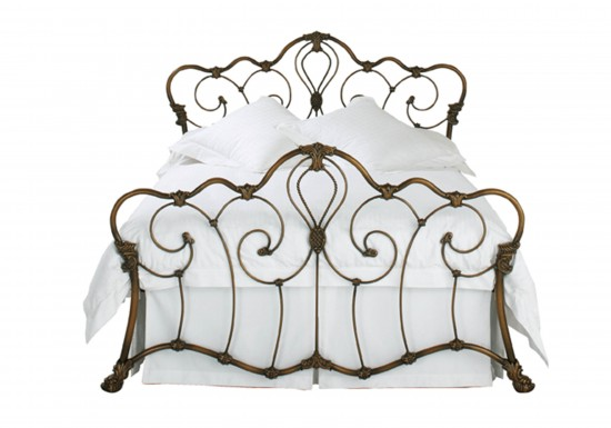 Original Bedstead Company Athalone Iron Bedsteads-color Frame Only