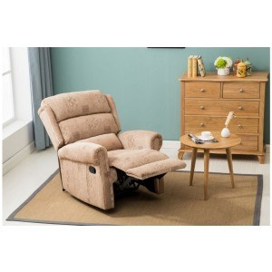Manhattan Recliner Chair Wheat