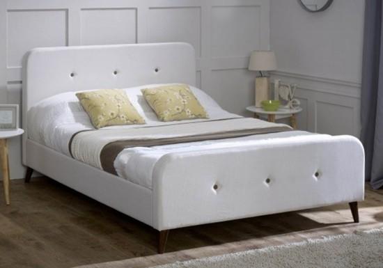 Limelight Tucana Bed Frame in Ecru-color Ecru