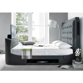 Kaydian Titan Fabric Media TV Bed Frame