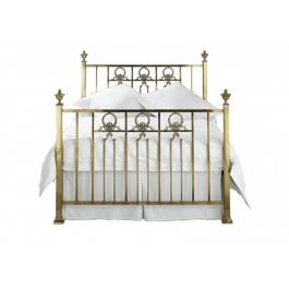 Original Bedstead Company Ayr Brass Bedstead