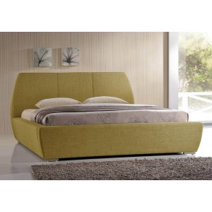 Time Living Naxos Fabric Bed Frame -