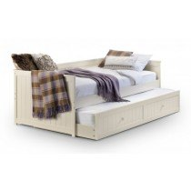 Julian Bowen Jessica Day Bed with Underbed Trundle