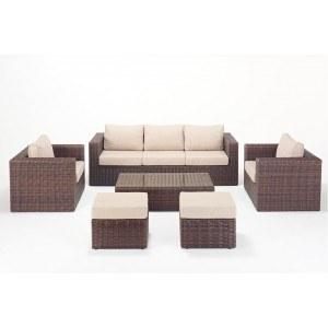 WGF Windsor Large Sofa Set-