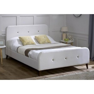 Limelight Tucana Bed Frame in Ecru-