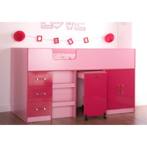 GFW Ottawa Pink Midsleeper-
