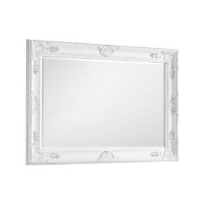 Julian Bowen Palais White Wall Mirror -