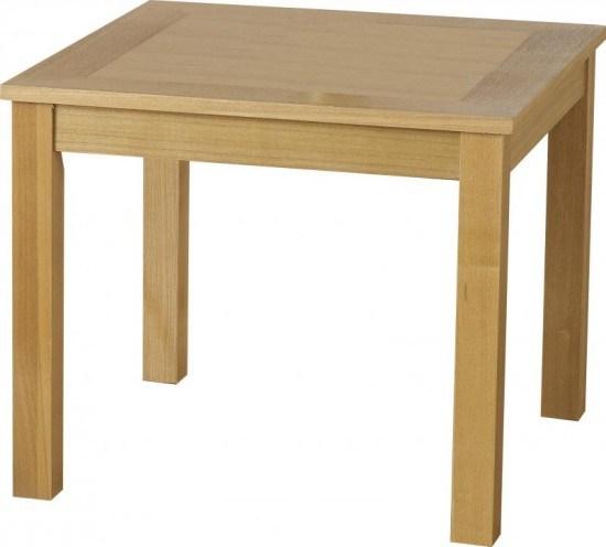 Seconique Oakleigh Lamp Table-color Oak