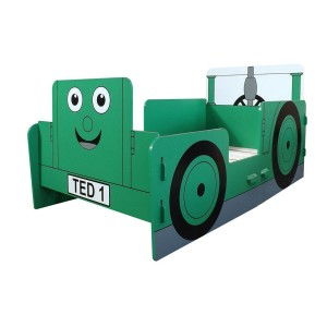 Kidsaw Tractor Ted Junior Bed-