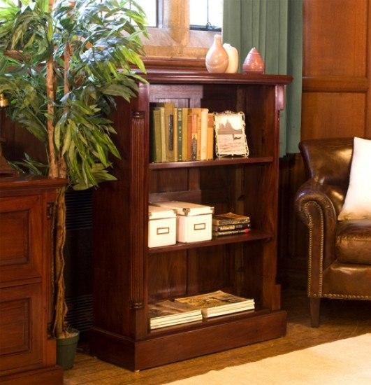Baumhaus La Roque Low Open Bookcase2