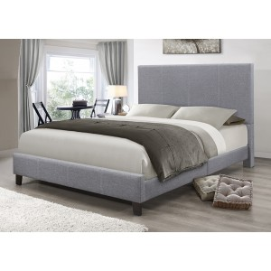 Clara Double Fabric Bed Frame
