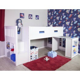 Flair Furnishings Charlie Mid Sleeper
