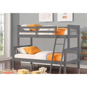 Sweet Dreams Connor Triple Bunk Bed-