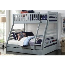 Sweet Dreams States Triple Bunk Bed-