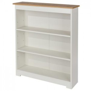Core Products Colorado Low Wide Bookcase