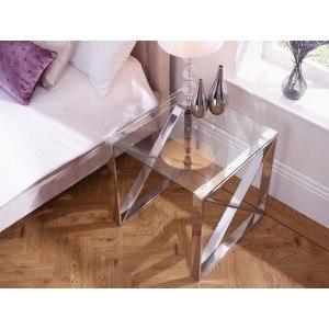 Serene Astra Lamp Table