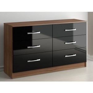 Birlea Lynx 6 Drawer Chest