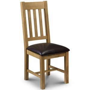 Julian Bowen Astoria Dining Chair