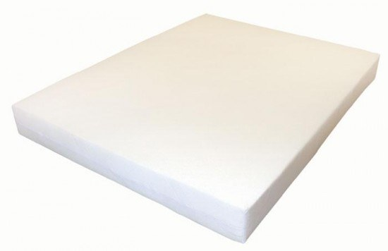 Concept Memory Deluxe 3000 Roll Up Mattress