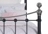 Original Bedstead Company Selkirk Chromo Iron Bedstead