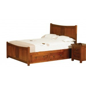 Sweet Dreams Curlew Bed Frame-