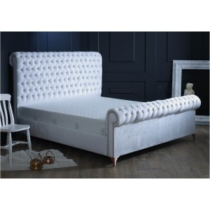 Oliver & Sons Alexander Fabric Bed Frame -