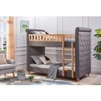 Flair Furnishings Fabric Bunk Bed